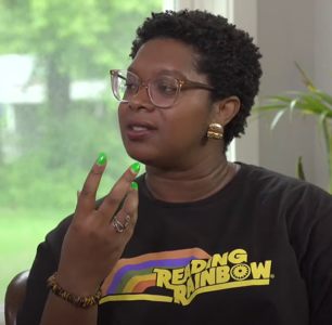 20 Queer Q's with Ashley Ford