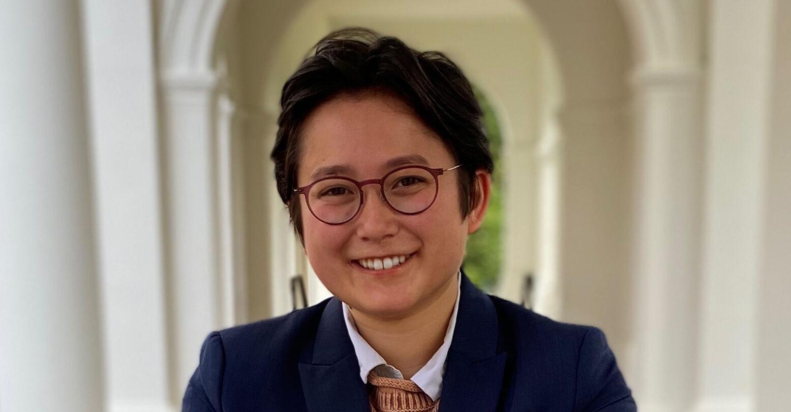 Abel Liu.