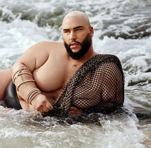 Meet the Plus-Size Gay Model Who Refuses To Conform To Boxed-In Beauty Standards