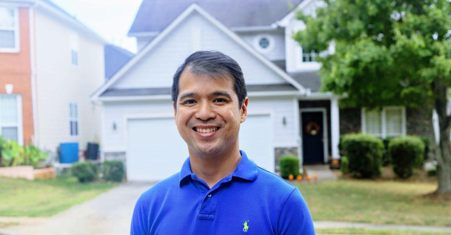 Georgia Rep. Marvin Lim