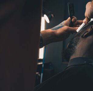 "Growing Up, I Wasn't ""Boy"" Enough for the Barbershop"