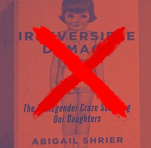 Amazon Reverses Ban on Abigail Shrier's Anti-Trans Tract