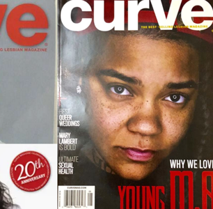 How Curve Magazine Sparked a Lesbian Revolution