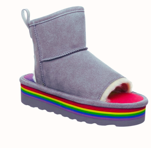Is Ugg's 2021 Pride Shoe Too Hideous to Be Real?