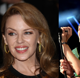 """Kylie Minogue and Olly Alexander are Dropping the """"Starstruck"""" Remix Soon and My Heart Can't Take It"""