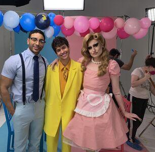 "Ezra Michel Explores Nonbinary Trans Masculinity in ""Girl Baby"""