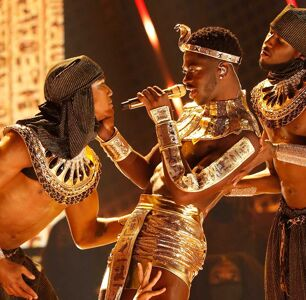 Lil Nas X's Gay Kiss at the BET Awards is Already Iconic