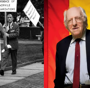 Meet Frank Kameny, the Gay Astronomer Who Sparked a Movement