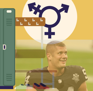 Carl Nassib is an Inspiration to Queer Athletes Everywhere. Including Me.