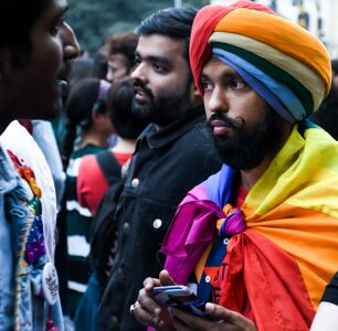 India's Queer Community Just Won a Huge Victory
