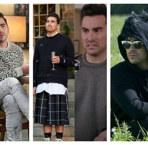 """The Real Legacy of """"Schitt's Creek""""? Inspring Dudes to Dress Better"""