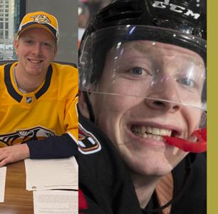 Nashville Hockey Player Luke Prokop Comes Out, Makes History