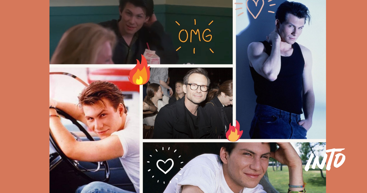 The Christian Slater-sance is Here, and My Body is Ready