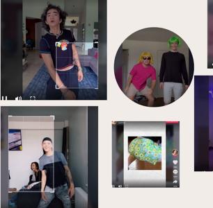 TikTok's Photo Crop Filter Puts Queer Joy on Display