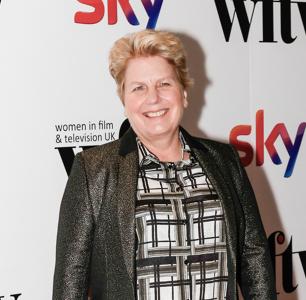 """Great British Bake-Off"" Host Sandi Toksvig Just Wants to Relax"