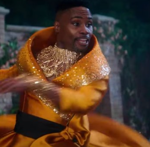"""The First """"Cinderella"""" Trailer Just Dropped and Billy Porter Steals the Whole Show (Duh)"""