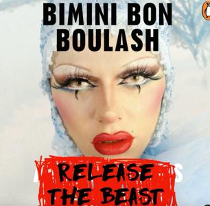 Bimini Bon Boulash is Dropping a Bimini Bon BOOK