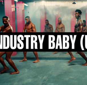 """Lil Nas X Released an X-Rated Version of """"Industry Baby."""" Here's What Happened Next."""