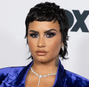 Demi Lovato is Proud of You For Trying