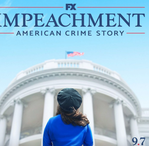 """The First Poster for """"American Crime Story: Impeachment"""" is Here and Holy Monica!"""