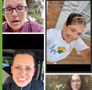 Meet the Sober Lesbians of TikTok
