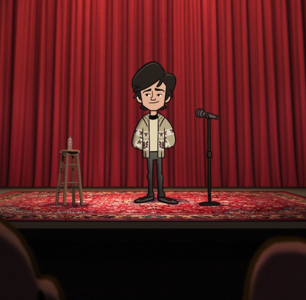 """Tig Notaro's """"Drawn"""" Makes Me Miss """"One Mississippi"""""""