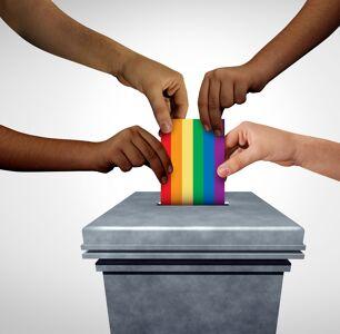 "A New Study Shows Queer Politicians Still Face ""Electoral Discrimination"" at the Ballot Box"
