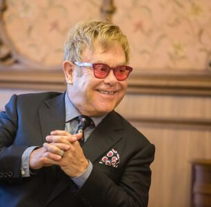 Elton John Surprised Newly Out NHL-er Luke Prokop with a Call