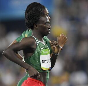 Intersex Silver Medalist Francine Niyonsaba Was Disqualified from Competing on a Technicality