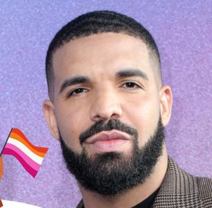 Drake Comes Out as a Lesbian, Trans Folks Rejoice