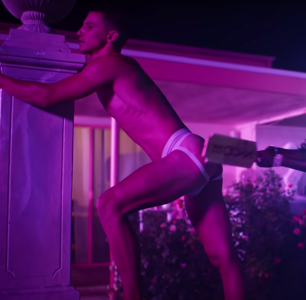 """Who's That Guy Getting His Ass Paddled in the """"Have Mercy"""" Video??"""