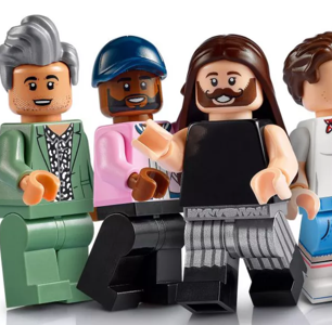 """A """"Queer Eye"""" Lego Set is Coming"""
