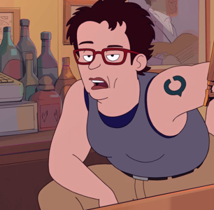 I Found My New Favorite Gay Character on a Not-Gay Show