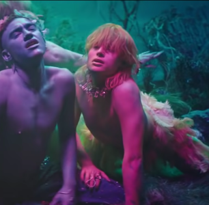 """""""Years and Years"""" Just Gave Us the Weirdest, Hottest Video of the Year"""