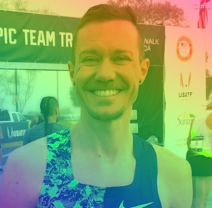 Chris Mosier Wants Trans Athletes to Break Barriers, Safely