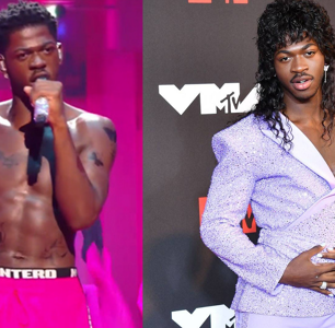 Lil Nas X Raised HIV Awareness and Paid Tribute to Icons at the VMAs