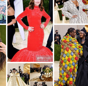 The Gayest Looks and Silliest Memes From the 2021 Met Gala