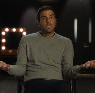 """We're About to Get """"Down Low"""" with Zachary Quinto and Lukas Gage"""