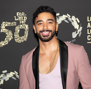 Laith Ashley is the (Extremely Hot) Hero We Need