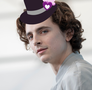 Timothée Chalamet is Officially Twonka: Twink Wonka