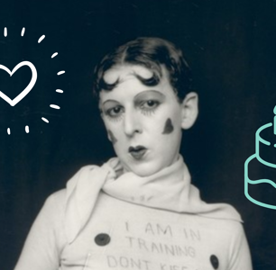 Happy Birthday to Claude Cahun, a Nonbinary Queer Legend
