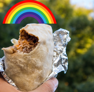The Gentle Gay Art of Scamming Chipotle