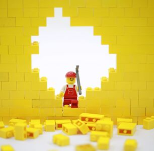 Lego Commits to Eliminating Gender Bias in Its Toys