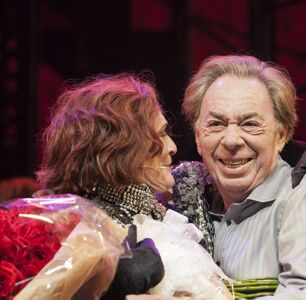 """After the Trauma of the """"Cats"""" Movie, Andrew Lloyd Webber Needed an Emotional Support Dog"""
