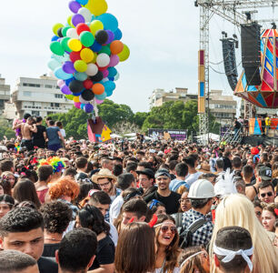 Israel's Purim Is The Hidden Holiday Perfect For Gay Travelers
