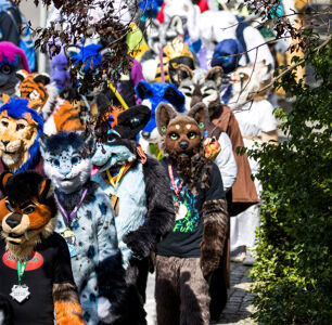 My First Furry Convention Helped Me Feel More Human
