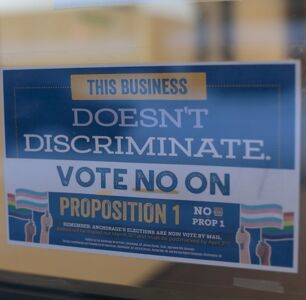 Canvassers Pushing Alaska Anti-Trans Measure Didn't Say It Was About Trans People