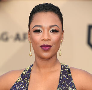 Here's A Single Glorious Second Of Samira Wiley In The New Season Of 'The Handmaid's Tale'