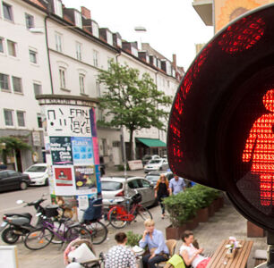 LGBTQ-friendly traffic lights promote diversity, cause controversy in Europe