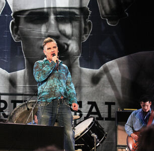 Morrissey Is A Problematic Fave—And He Likes It That Way